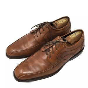 Johnston Murphy Shoes Brown Leather 10.5M